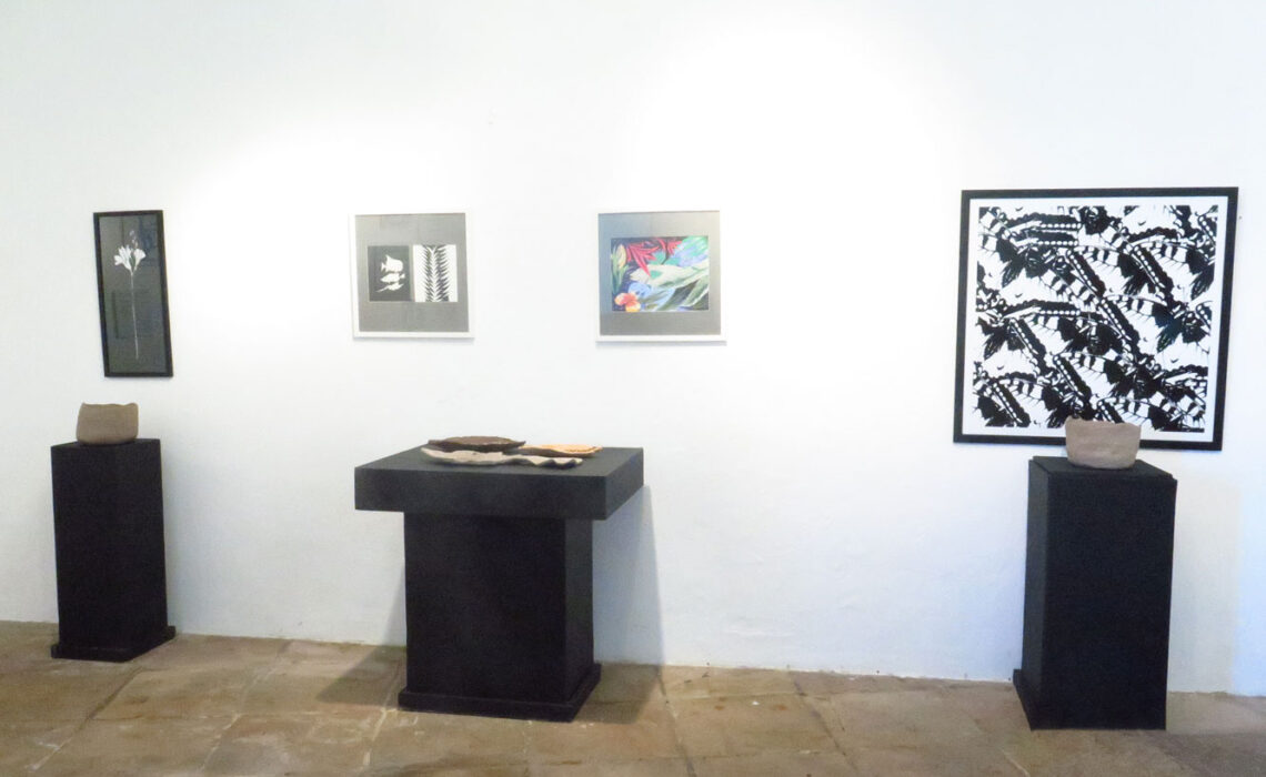 Image of an art gallery/exhibition